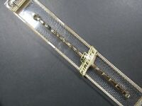 "SPEIDEL Ladies Vintage 10K Gold Filled Watch Band..5 3/8 to 9"" Stretch"