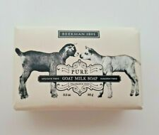 Beekman 1802 PURE Goat Milk Soap, 3.5 oz PALM SIZED Bar *NEW*
