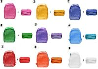 Ita-Bag Itabag School Backpack Rucksack + Pen Pouch Badge 9 colors set Japan