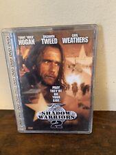 Shadow Warriors 2 DVD WWE WCW Hulk Hogan