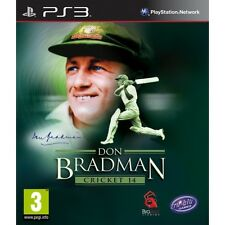 Don Bradman Cricket 14 PS3 2014 Game Sony PlayStation 3 PS3 Brand New SEALED