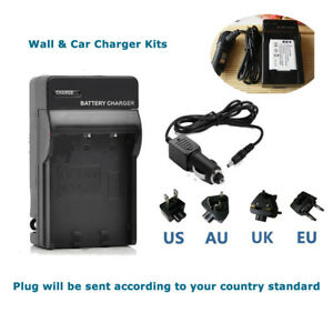 D-LI88  Battery Charger for Pentax Optio W90 WS80 P80 P70 L70 H90 DB-L80
