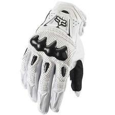 Motocross und Offroad Handschuhe in Weiß