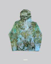 Nike NSW Custom Tie Dye Club Fleece Hoodies // Omnis (Size XL)