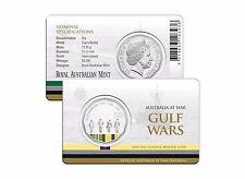 2016 Australia at War Series - Gulf Wars - 50c Coin
