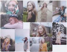 Girls' Generation Snsd Sosi Photo Card Yoona TaeYeon Jessica Unofficial series 2