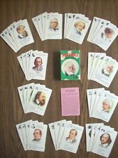VINTAGE AUTHORS CLASSIC CARD GAME