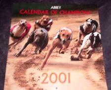 "Classic Abbey ""Calendar of Champions"" - 2001 Greyhound Racing"