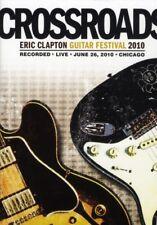 "ERIC CLAPTON ""CROSSROADS GUITAR FESTIVAL 2010""2 DVD NEW+"