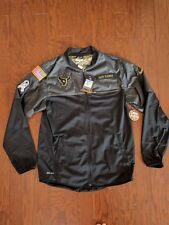Nike On Field Houston Texans Hybrid Salute To Service Rush Jacket [804362 010] M