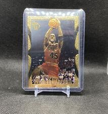 Michael Jordan 1994-95 Topps Card Gold Embossed SP Variant Parallel Insert #121