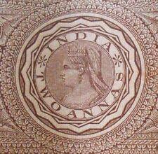 10 Pcs LOT -  British india - 2 As. - QUEEN VICTORIA - Stamp Bond Paper