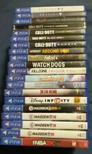 Playstation 4 PS4 Game Lot Bundle Collection (20 Total Games) Mint Condition