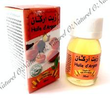 Huile d'Argan BIO 100% Pure & Naturelle 30ml Argan oil, Aceite de Argan
