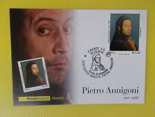 CARTOLINA ANNULLO PIETRO ANNIGONI 2010