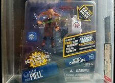 Star Wars The Clone Wars CG Animated CW58 Even Piell Jedi MOC AFA 9.0 Graded TCW
