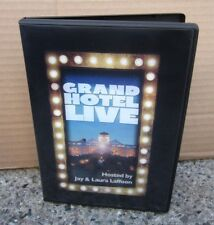 GRAND HOTEL LIVE Jay & Laura Laffoon DVD Celebrate Marriage Conference 2011