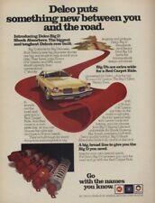 1976 Oldsmobile Cutlass Delco Vintage Advertisement
