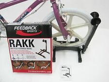 blk FEEDBACK Pro Storage Display Stand for Old School BMX Freestyle Muscle Bike