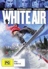 White Air (DVD, 2007) X-Treme Snowboarding /  Riley Smith / Dominique Swain