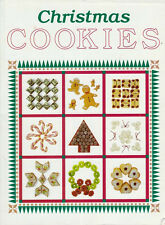 CHRISTMAS COOKIES Cookbook Paperback - 91 pages 1986 Oxmoor House