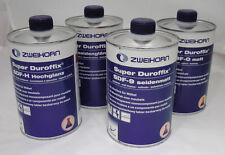 Super Duroffix SDF-8 Zweihorn Möbellack Nitrolack seidenglänzend - 1 Liter