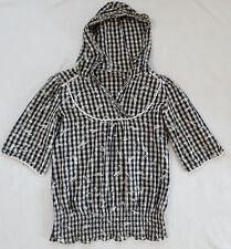 Blutsschwester Blutsgeschwister Sterntaler Feen Pilze Shirt Oberteil S 36 Karo