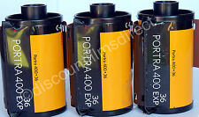 Kodak Portra 400 35m 36exp Film Professional 5 Pack