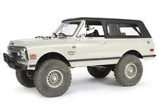 "Axial 1969 Chevrolet K5 Blazer Hardtop .040"" Uncut Clear AX31555"