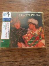 ❣RARE❣Last Christmas CDV JAPANESE~George Michael/Wham!