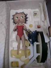 """The Danbury Mint Betty Boop """"Bathing Beauty"""" Large Porcelain Collector Doll"""