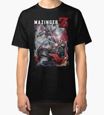 Mazinger Z T-Shirt Men & Women Tranzor Z T-Shirt Unisex, Anime, Super Robot