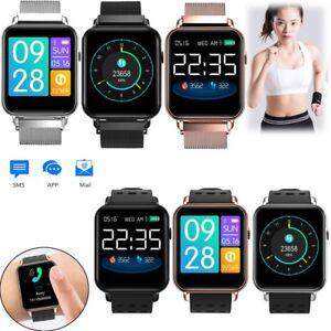 Touch Screen Smart Watch Sports Watch Blood Pressure Monitor for Men Women Boys