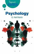 Psychology: A Beginner's Guide by G. Neil Martin (English) Paperback Book