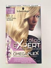 Schwarzkopf Color Expert Omegaplex Hair Dye - 10.2 Light Cool Blonde