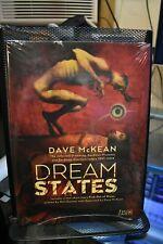 Dream States Dave McKean Vertigo Dc Deluxe Hardcover New Sealed Sandman Covers