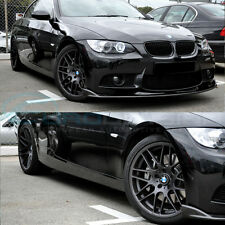"""GTC Wheels GT-CS 19"""" Staggered Matte Anthracite BMW E9X M3 / 1M Fitment"""
