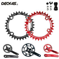 IXF 32-52t MTB Bike CNC Crankset 170mm Crank 104bcd Narrow Wide Chainring & BB