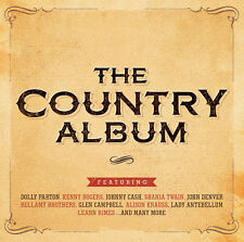 The Country Album 2 CD Set Various Artists 2015