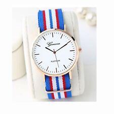 Slim Thin Smart Watch Analogue Present Gift Birthday Rose Gold Top Quality UK