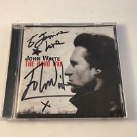 The Hard Way by John Waite CD (2004, No Brakes Records) Signed Jimmy Leahey