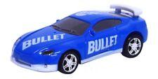 RC Mini Pocket Racers Remote Control Storage Case 4 cones Micro Race Cars BULLET