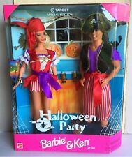 Mattel Poupée Barbie 1998 Barbie and Ken Halloween Party Edition spéciale