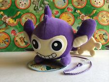 Pokemon Plush Laying Aipom Shoulder Buddy 2000 Bean Bag stuffed doll figure