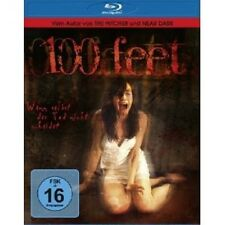 100 FEET BLU RAY HORROR NEU