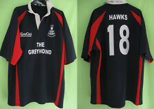 Maillot Rugby KOOGA London Invicta The Greyhound Porté #18 Hawks Ancien - XL