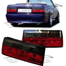 REAR TAIL LIGHT RED-SMOKE FOR BMW E30 CABRIO SALOON TOURING 87-94 SERIES 3