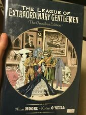 The League of Extraordinary Gentlemen the Omnibus Edition by Alan Moore Hc
