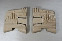 VINTAGE STAR WARS SLAVE 1 PART ~ WING SET KENNER one right left wing fin fins