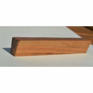 Möbelgriff Holz Holzgriffe Walnuss Geölt BA 64-96-128 mm Küchen, Schrank, Büro